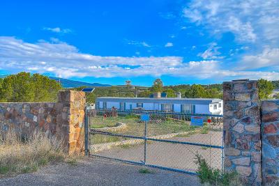 Tijeras Residential Lots & Land For Sale: 89 Sedillo Road