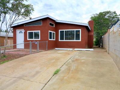 Albuquerque Single Family Home For Sale: 533 Estancia Drive NW