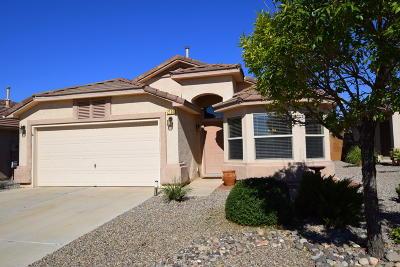 Albuquerque, Rio Rancho Single Family Home For Sale: 2100 Violeta Circle SE