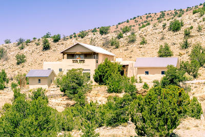 Placitas Single Family Home For Sale: 38 Camino De Las Huertas