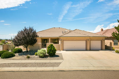 Albuquerque NM Single Family Home For Sale: $575,000