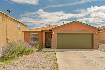 Albuquerque Single Family Home For Sale: 10128 Range Road SW