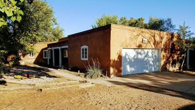 Albuquerque Single Family Home For Sale: 2504 Raymac Road SW