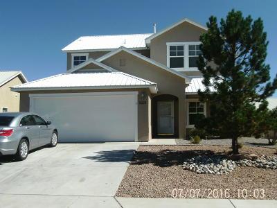 Albuquerque, Rio Rancho Single Family Home For Sale: 2022 Dillon Drive NE