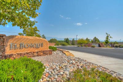 Albuquerque Residential Lots & Land For Sale: 5000 Camino Valle Trail NW