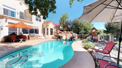 Albuquerque Single Family Home For Sale: 11312 Woodmar Lane NE