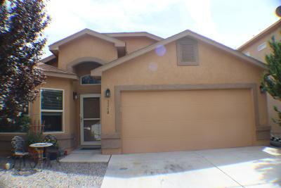 Albuquerque, Rio Rancho Single Family Home For Sale: 1240 Desert Paintbrush Loop