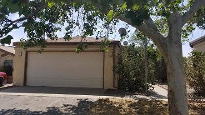Rio Rancho Single Family Home For Sale: 1664 Plum Road NE