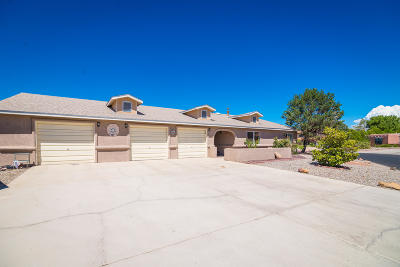 Valencia County Single Family Home For Sale: 1706 Unitas Court
