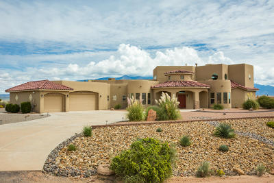Rio Rancho Single Family Home For Sale: 1430 Bridger Road