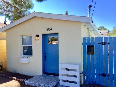 Albuquerque Single Family Home For Sale: 904 Pacific Avenue