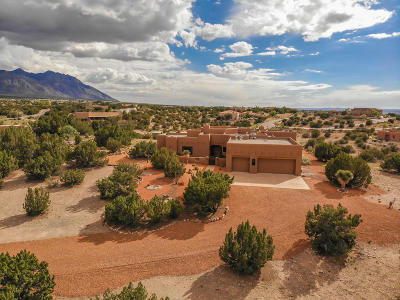 Placitas Single Family Home For Sale: 77 Tierra Madre Road