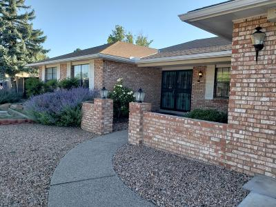 Albuquerque Single Family Home For Sale: 5508 Estrellita Del Norte Road NE