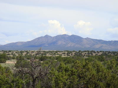 Sandia Park NM Residential Lots & Land For Sale: $73,500