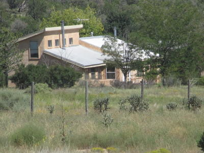 Edgewood Single Family Home For Sale: 14 Pinon Trail