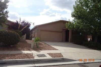 Albuquerque NM Single Family Home For Sale: $130,250