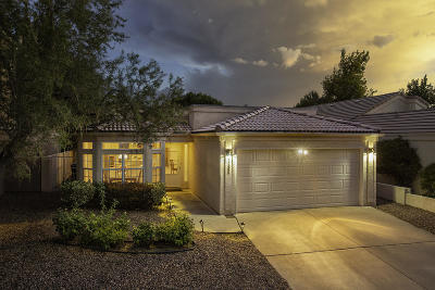 Single Family Home For Sale: 7232 Gallinas Avenue NE