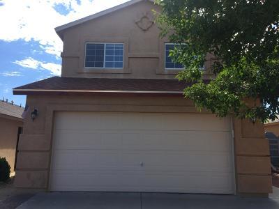 Albuquerque, Rio Rancho Single Family Home For Sale: 6912 Skylar Drive NE