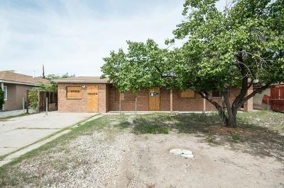 Albuquerque Single Family Home For Sale: 6205 Sunset Gardens Road SW