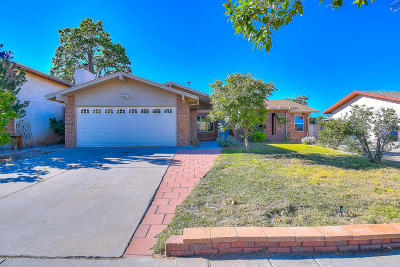 Albuquerque Single Family Home For Sale: 5616 Calle Quieta NW
