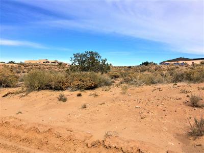 Rio Rancho NM Residential Lots & Land For Sale: $84,900