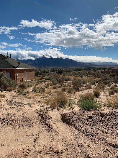 Rio Rancho Residential Lots & Land For Sale: 2628 Nogales Road NE