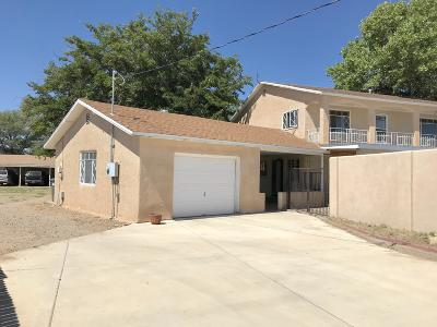 Albuquerque Single Family Home For Sale: 6423 Isleta Boulevard SW