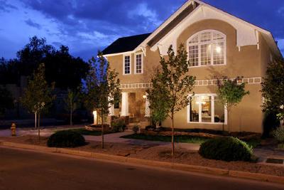 Albuquerque Single Family Home For Sale: 1401 Roma Avenue NW