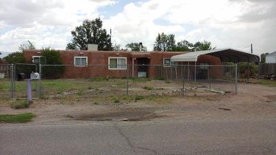 Valencia County Single Family Home For Sale: 5128 Juan P Sanchez Road
