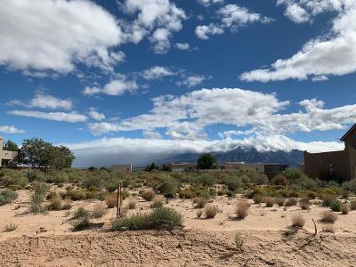 Rio Rancho Residential Lots & Land For Sale: 1908 Nez Perce Loop NE