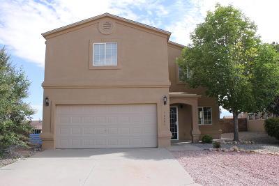 Albuquerque Single Family Home For Sale: 10504 Trieste Court NW