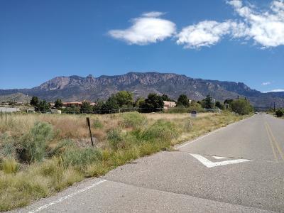 Albuquerque Residential Lots & Land For Sale: 11001 Richfield Avenue NE