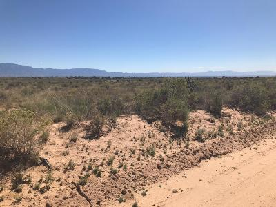 Rio Rancho NM Residential Lots & Land For Sale: $4,000