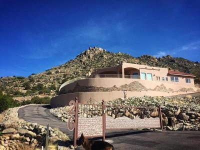 Albuquerque Single Family Home For Sale: 26 Desert Sky Road SE