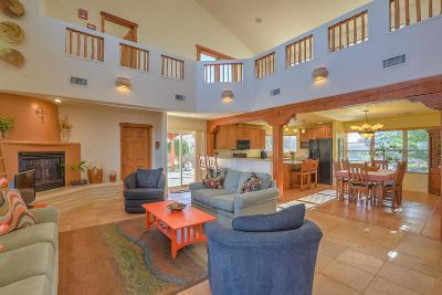 Rio Rancho Single Family Home For Sale: 2625 Campeche Road NE