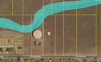 Albuquerque Residential Lots & Land For Sale: 7401 Irving Boulevard NW