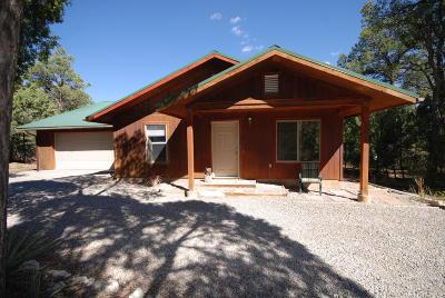 Tijeras Single Family Home For Sale: 209 Raven Road