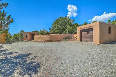 Sandia Park Single Family Home For Sale: 39 Magic Valley