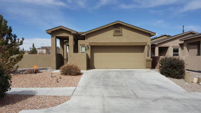 Albuquerque Single Family Home For Sale: 6847 Kayser Mill Road NW