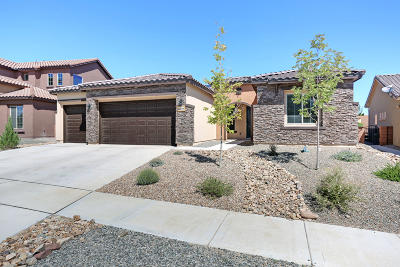 Rio Rancho Single Family Home For Sale: 4214 Pico Norte NE