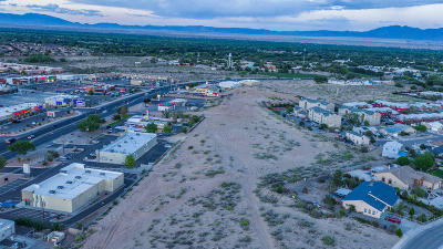 Valencia County Residential Lots & Land For Sale: Main/Grant