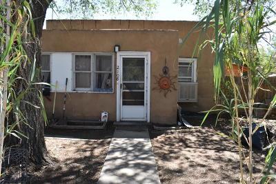 Albuquerque NM Multi Family Home For Sale: $139,000