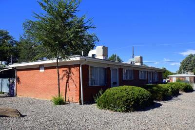 Albuquerque NM Multi Family Home For Sale: $115,000