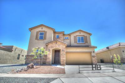 Rio Rancho Single Family Home For Sale: 7170 Wrangell Loop NE