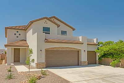 Albuquerque NM Single Family Home For Sale: $489,750
