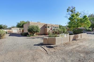Los Ranchos Single Family Home For Sale: 331 Tyler Road NW