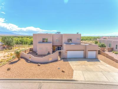 Rio Rancho Single Family Home For Sale: 2340 Manzano Loop NE