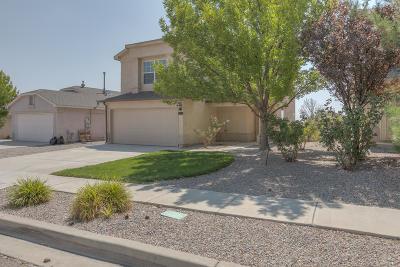 Rio Rancho Single Family Home For Sale: 628 Autumn Meadows Drive
