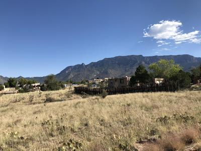 Albuquerque Residential Lots & Land For Sale: Santa Monica NE