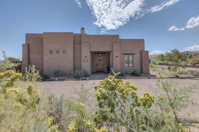 Corrales Single Family Home For Sale: 169 Tierra Encantada